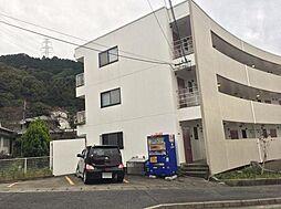 兵庫県姫路市白国3丁目の賃貸マンションの外観