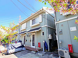 埼玉県朝霞市栄町3丁目の賃貸アパートの外観