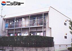 レジデンス蔵前A・B[1階]の外観