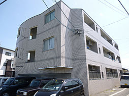 愛媛県松山市小栗7丁目の賃貸マンションの外観