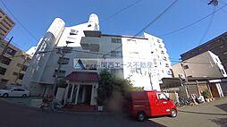 都マンション鶴橋[1階]の外観