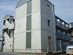 フラッツ下狛[3階]の外観