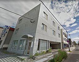 北海道札幌市東区北二十四条東17丁目の賃貸マンションの外観