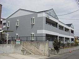 愛知県愛知郡東郷町三ツ池3丁目の賃貸アパートの外観