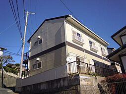 クランメール久慈A[2階]の外観