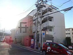 S-CREA出町柳(旧 グランハイツタカヤマ)[4階]の外観