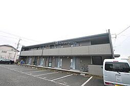 神奈川県相模原市緑区原宿南2丁目の賃貸アパートの外観