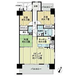 宝町駅 14.8万円