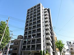 大阪府大阪市福島区鷺洲2丁目の賃貸マンションの外観