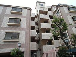 鶴見パールハイツ[4階]の外観