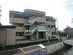 ハイム中川 I[1階]の外観