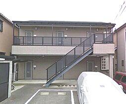 大阪府泉大津市東豊中町1丁目の賃貸アパートの外観