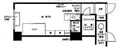 松屋レジデンス修学院[606号室号室]の間取り