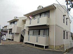 メゾンドF B棟[2階]の外観