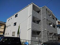 大阪府門真市小路町の賃貸アパートの外観