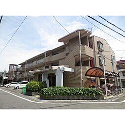 大阪府枚方市走谷2丁目の賃貸マンションの外観