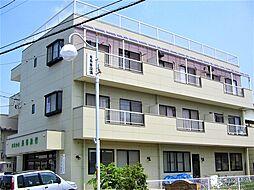 埼玉県羽生市大字羽生の賃貸アパートの外観