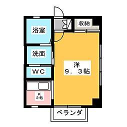 水野駅 4.3万円