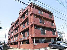 第三関東マンション[4階]の外観