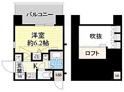 大国町駅 5.1万円