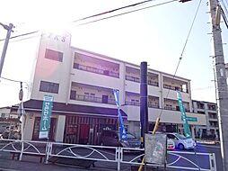 山梨県甲府市下飯田2丁目の賃貸マンションの外観