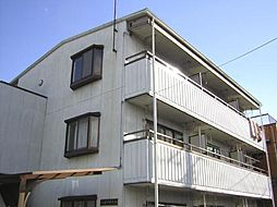 ハイツタナカ[203号室]の外観