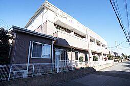 埼玉県川口市差間1丁目の賃貸アパートの外観