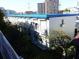 コーポドリームキャッスル[2階]の外観