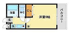 彩華1[1階]の間取り