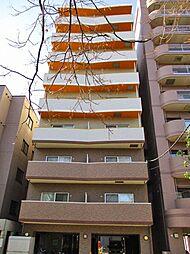 札幌レジデンス植物園[8階]の外観