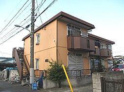 コーポ長崎[201号室]の外観