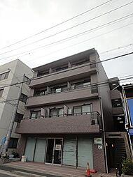 京都府京都市南区八条町の賃貸マンションの外観