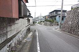 北側前面道路