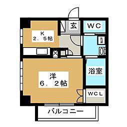 日暮里駅 8.5万円