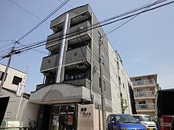 滋賀県大津市中央4丁目の賃貸マンションの外観
