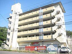 京都府京都市伏見区深草東軸町の賃貸マンションの外観