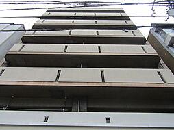 メゾンヒガシビル[1階]の外観