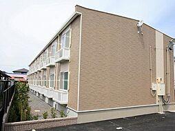 レオパレスサン秋竹[2階]の外観