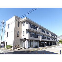 滋賀県近江八幡市上田町の賃貸マンションの外観