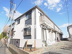 [テラスハウス] 神奈川県厚木市旭町3丁目 の賃貸【/】の外観
