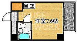岡崎ミントビル[305号室号室]の間取り