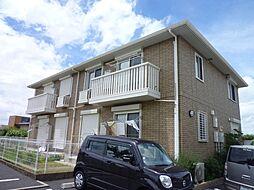 大阪府堺市西区上野芝向ケ丘町4丁の賃貸アパートの外観