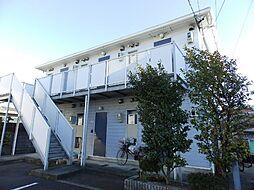 三重県四日市市塩浜本町2丁目の賃貸アパートの外観
