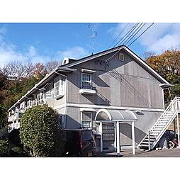 奈良県奈良市学園赤松町の賃貸アパートの外観