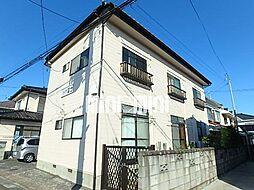 ハイツ富士[1階]の外観
