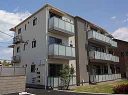 Dearcourt marumo[2階]の外観