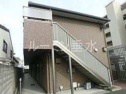 兵庫県明石市東野町の賃貸アパートの外観