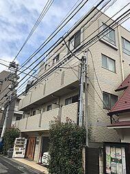 クレイシア北新宿[207号室]の外観
