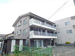 静岡県三島市新谷の賃貸アパートの外観