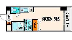 エスライズ桜ノ宮II[4階]の間取り
